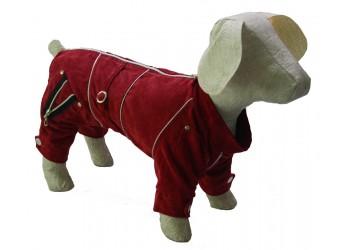 Комбінезон Вельвет для собак