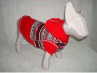 Толстовка Морозко з капюшоном
