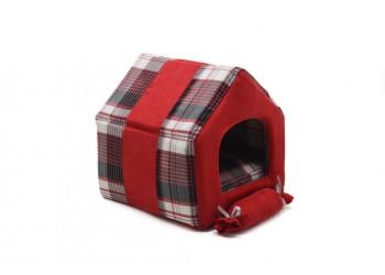 Будиночок для котів і собак Клітка