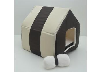 Будиночок для котів і собак Комфорт