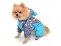 Комбінезон Амур для собак на підкладці omni-heat