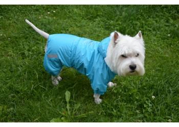 Комбінезон Сільвер з капюшоном для собак