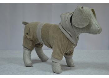 Костюм Вельвет з капюшоном для собак