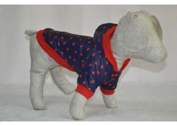 Курточка Весна c капюшоном для собак