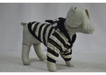 Курточка Трикотаж з капюшоном для собак