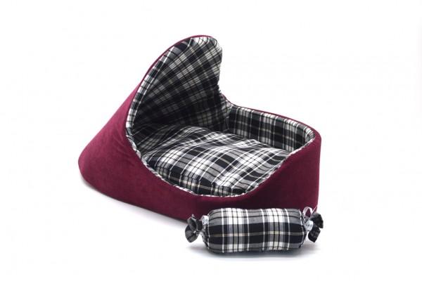 Лежак Тапок Клітка для котів і собак