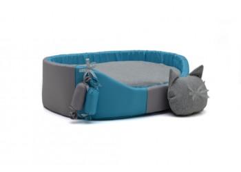 Лежак Комфорт літо для котів і собак