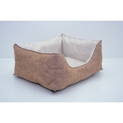 Лежак Мрія двосторонній для котів і собак