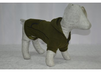 Толстовка Фліс з капюшоном для собак
