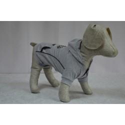 Футболка Трикотаж з капюшоном для собак