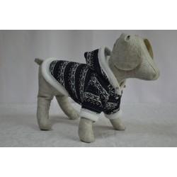 Толстовка Зима з капюшоном для собак