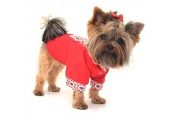 Сорочка Вишиванка для собак