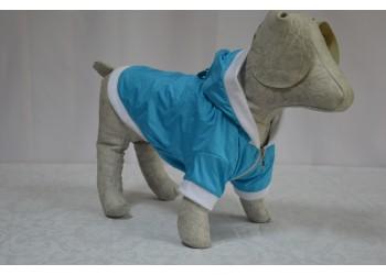 Жилет-курточка Сільвер з капюшоном для собак